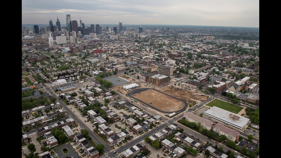 William Penn High School Site Development as of 5-19-16