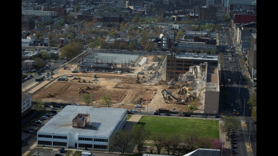 William Penn High School Site Development as of 4-25-16